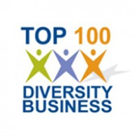 top 100 diversity business color