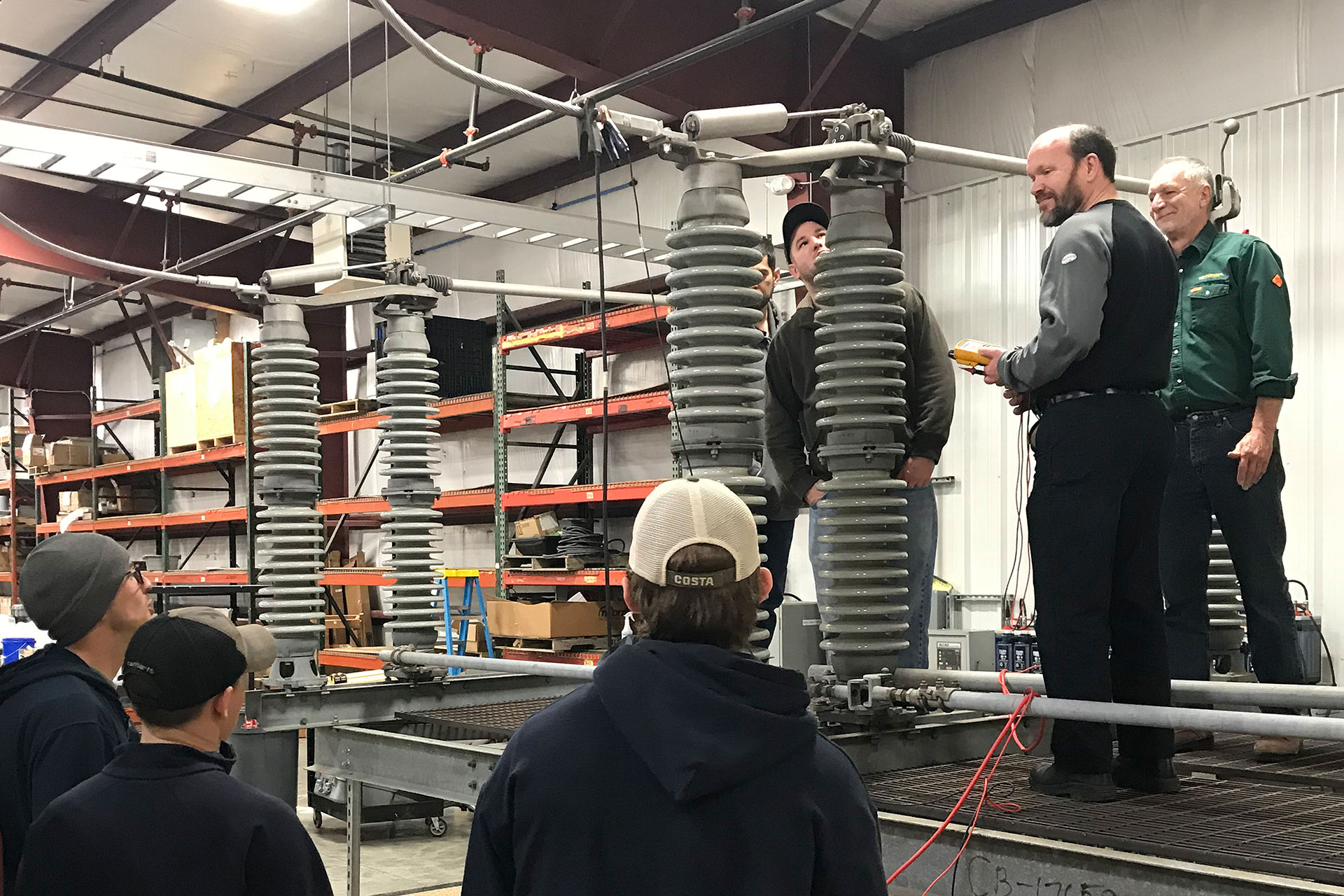 Circuit Breaker Operations and Maintenance Training